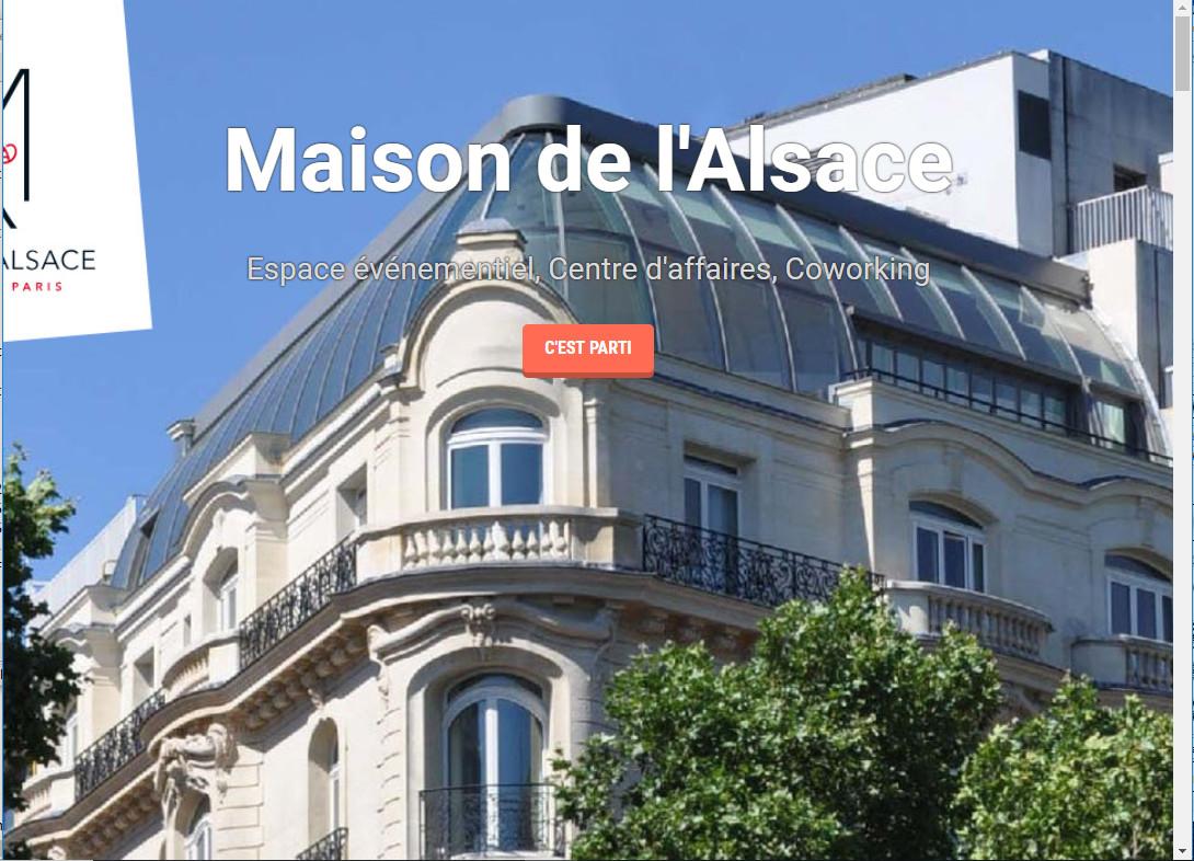 MAISON ALSACE PARIS